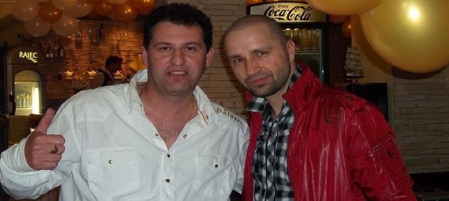 c7596e5bc Novomanželia a DJ Roberto; DJ Roberto a Robo Opatovský ...